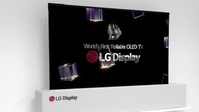 LG presenterà una Tv da 65 pollici