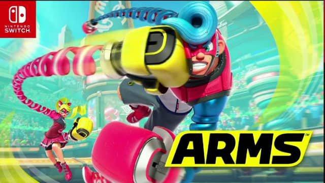 ARMS: l'aggiornamento del 12 luglio introdurrà anche la modalità Hedlok
