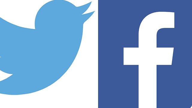 Facebook e Twitter si uniscono contro le