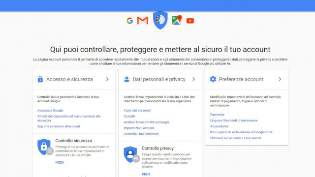 how to search a google account