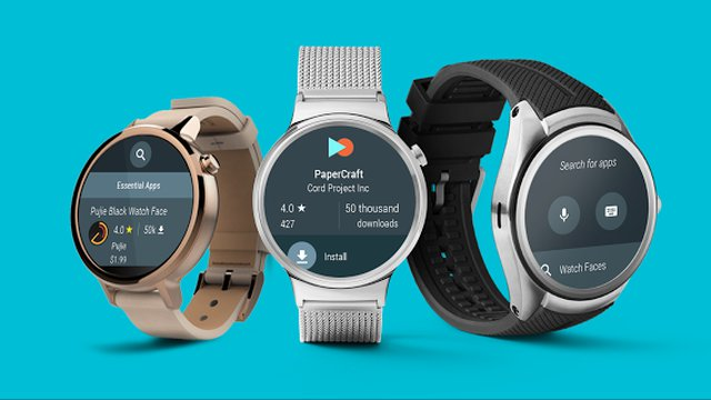 Google: nel 2017 due nuovi smartwatch Android Wear 2.0