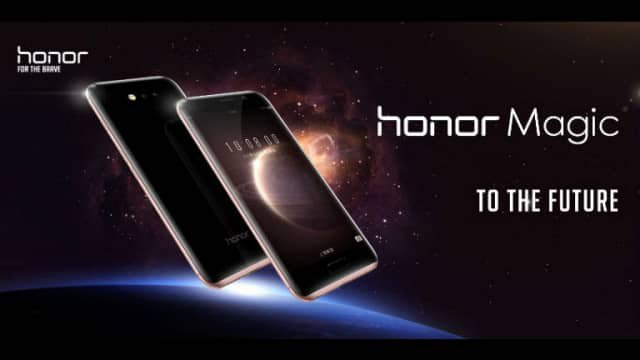 Honor Magic con display curvo all-around e IA integrata