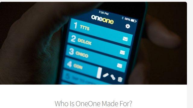 App chat per smartphone