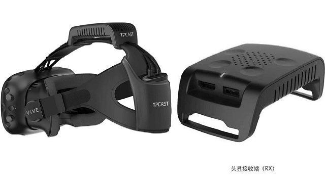 HTC Vive senza fili, arriva l'accessorio ufficiale