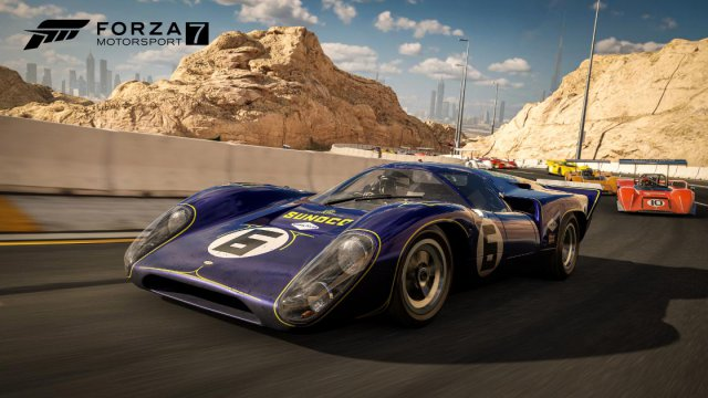Forza Motorsport 7 in HDR a confronto su Xbox One, PC e Xbox One S