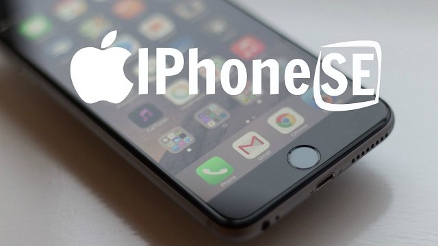 IPhone SE costa ad Apple 160 dollari